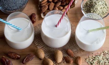 Ποιες τροφές είναι πλούσιες σε ασβέστιο εκτός από το γάλα;