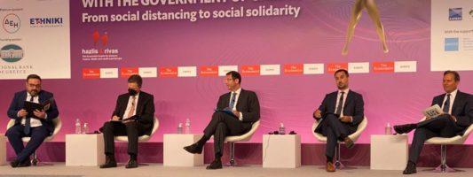 Θ. Τρύφων: Η ενίσχυση της βιομηχανίας και η προσέλκυση επενδύσεων εγγυώνται τη βιώσιμη ανάπτυξη της ελληνικής κοινωνίας και οικονομίας