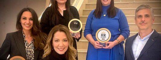 H Bayer Ελλάς απέσπασε 4 διακρίσεις στα HR Awards 2021